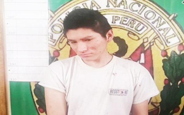 Sujeto fue detenido por ingresar a un domicilio ajeno.