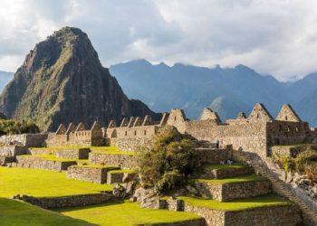 Machu Picchu es el principal atractivo turístico del Perú y una de las siete nuevas maravillas del planeta. (Andina).