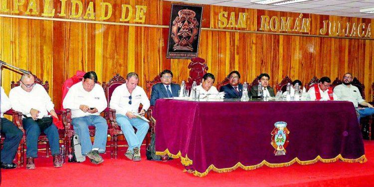 Alcaldes distritales y provinciales carecen de gestión pública.