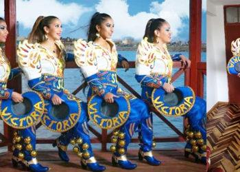 Asociación Folclórica Caporales Victoria.