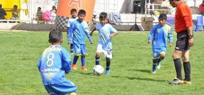 Certamen de menores como una forma de impulsar la competitividad.