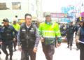 Dicho operativo fue realizado entre la PNP Serenazgo y juntas Vecinales.