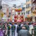 Las visitas en fiestas de la Mamita se estaría incrementando a más de 110 mil visitantes, entre nacionales y extranjeros.