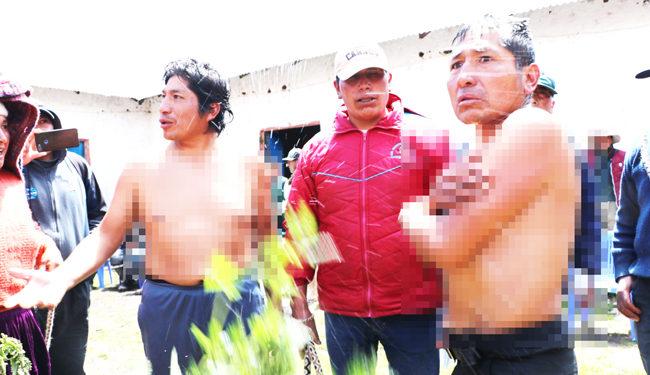 Delincuentes tienen antecedentes en la ciudad de Arequipa donde habrían cometido delitos.