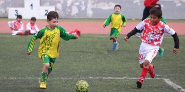 Franciscano San Román triunfó en la categoría sub-06 del II Torneo de Menores.