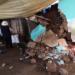 DAMNIFICADOS. Cinco viviendas sufrieron daños en el distrito de San Miguel.