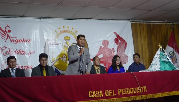 Nuevo caporales espera tener acogida en la Candelaria y Carnavales.