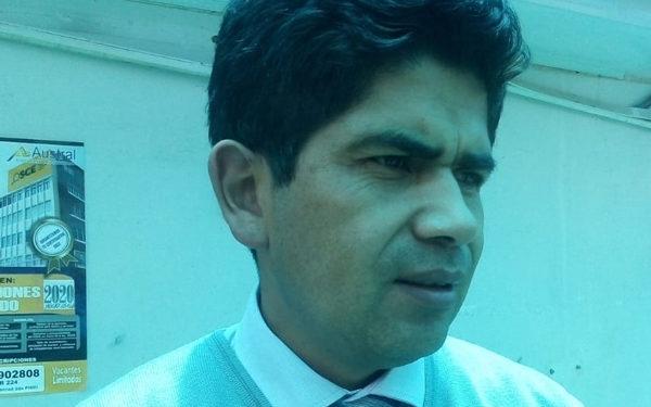 Enrique Almonte.