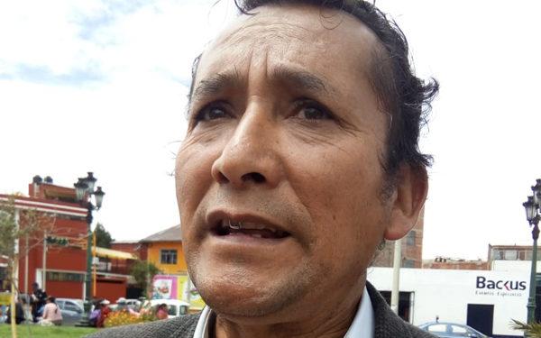 Exalcalde, del Centro Poblado de  Salcedo, menciona que Luque toma dejadez sobre distritalización.
