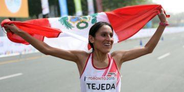 Gladys Tejeda clasifico a los juegos Olímpicos Tokio 2020. (Foto: El Comercio).
