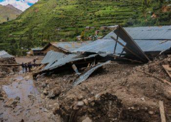 Región Ayacucho pide declar en emergencia distrito ayacuchano de Vilcanchos. (Andina).