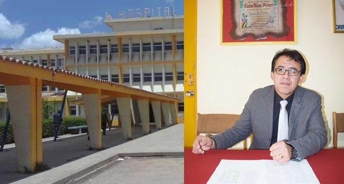 Hospital Carlos Monge Medrano de la ciudad de Juliaca.