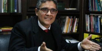 Fiscal del Equipo Especial Lava Jato, José Domingo Pérez. (Foto: El Comercio).