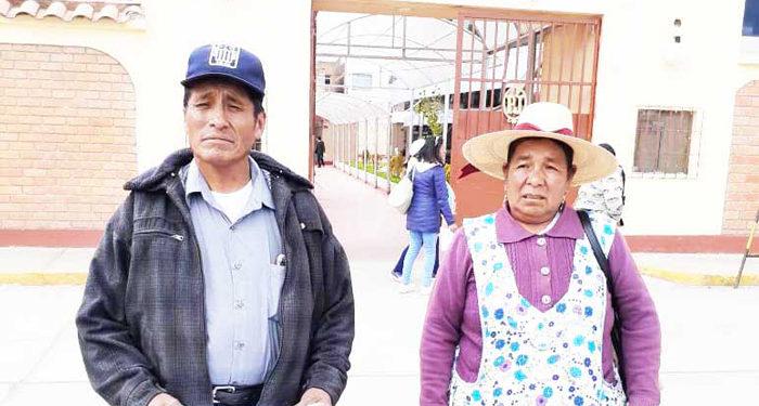 Padres de familia buscan justicia hace mas de un año.