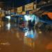 Intensas lluvias provoca inundaciones en la ciudad de Juliaca.