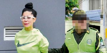 María del Mar Arreondo Pérez, acusada de homicidio. (La República).