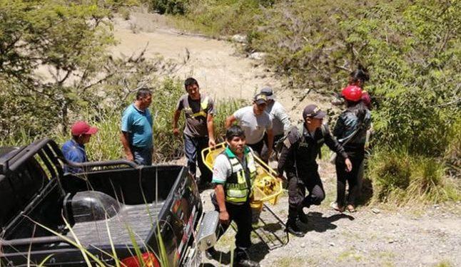 Hallan pierna y brazo cercenados durante huaico ocurrido en Cusco. (La República).
