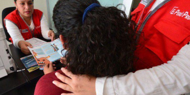 El programa de Protección de Víctimas y Testigos del Ministerio Público atiende de forma integral a las mujeres potenciales víctimas de feminicidio. (Andina).