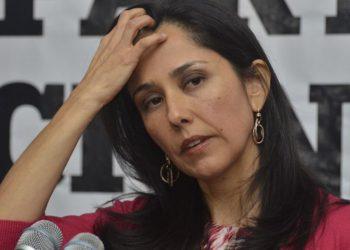 Nadine Heredia (Foto: Correo).