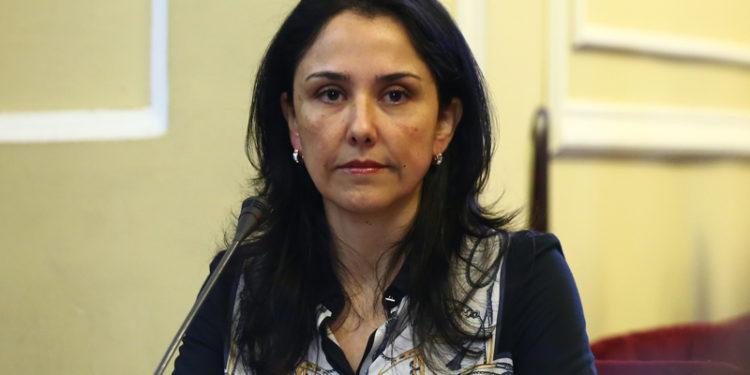 Nadine Heredia - Foto: Congreso.