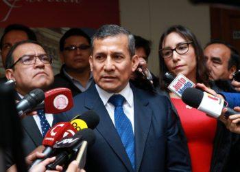 Ollanta Humala, expresidente dela República. (Andina).