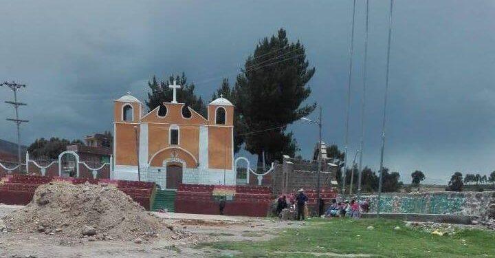 Invaden el lado peruano en Kasani Yunguyo.