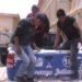 Dos varones provocan crezca callejera.