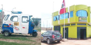 "La unidad ROBADA pertenece a la empresa ""Innova Perú"" ."
