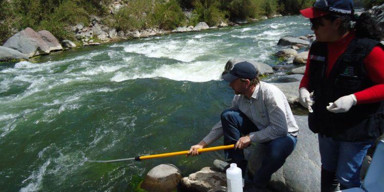 Río Quilca, en la región Arequipa. (Andina).