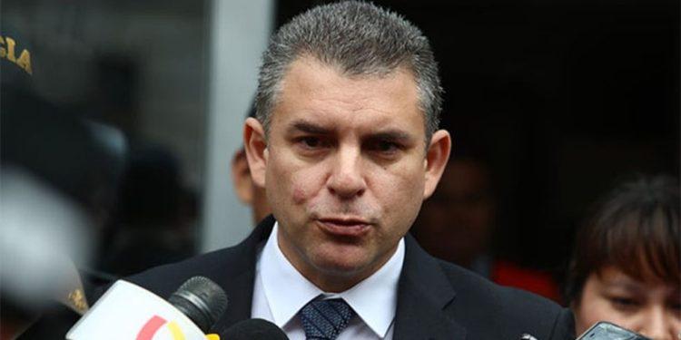 Coordinador del equipo especial Lava Jato, Rafael Vela.