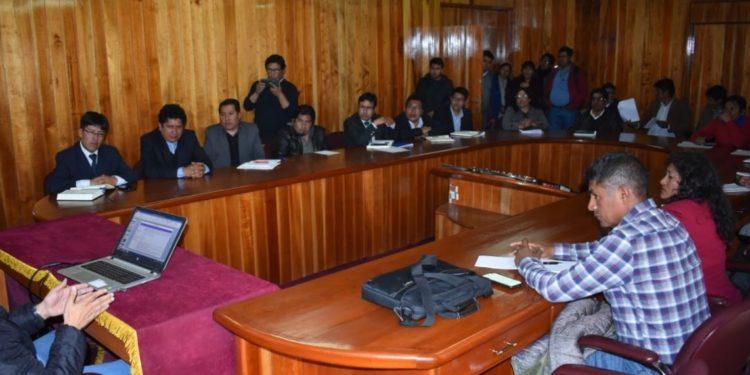 Se reunieron con autoridades y funcionarios de la región.