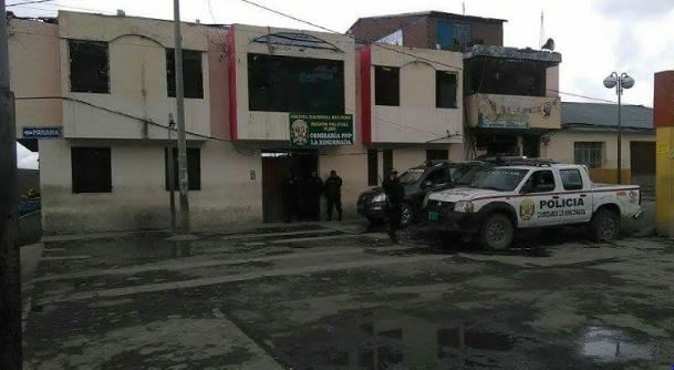 Denuncian a tres efectivos policiales por hurto.