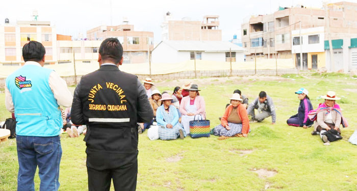 Vecinos ya cuentan con organización de Junta vecinal.