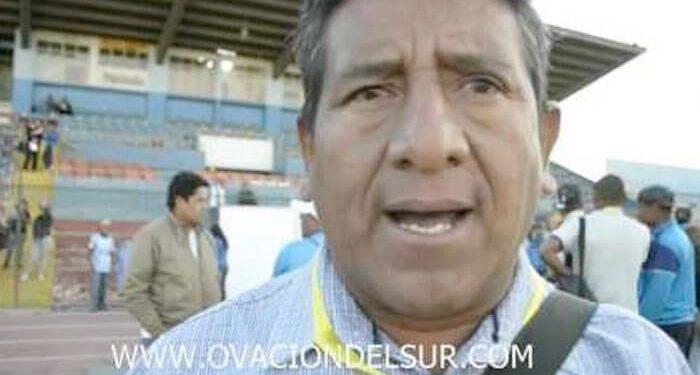 Jefe de Equipo Binacional, Richard Muñoz. (ovación).