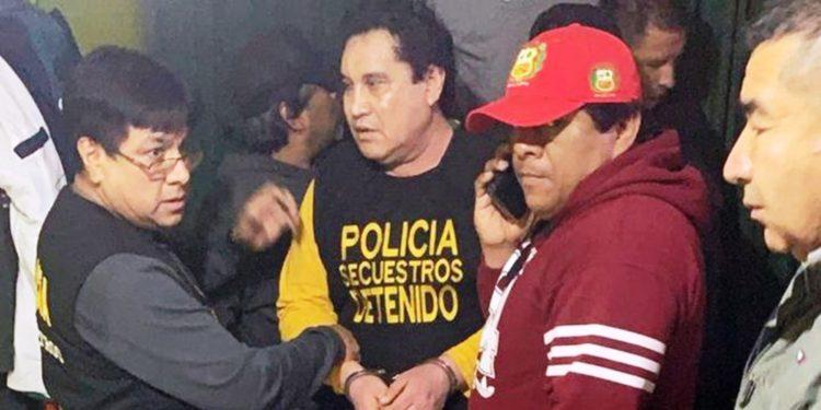 Decomisan dos inmuebles de propiedad del exalcalde de San Juan de Lurigancho, Carlos Burgos. (Andina).