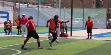 Se disputó la segunda jornada del Campeonato de Futsal Intercolegios Profesionales 2020.
