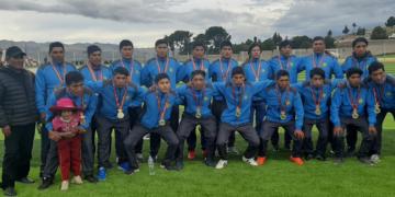"""Con la participación de más de 22 equipos en fútbol y vóley, llegó a su fin el tradicional certamen deportivo, """"Copa Pomata""""."""