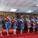 Cuarenta señoritas participaron en certamen de belleza.