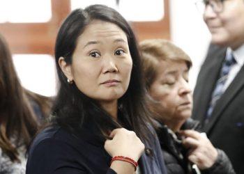 Keiko Fujimori (GEC).