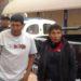 Ladrones operaban en el Jr. Melgar con Jr. Libertad de Juliaca.