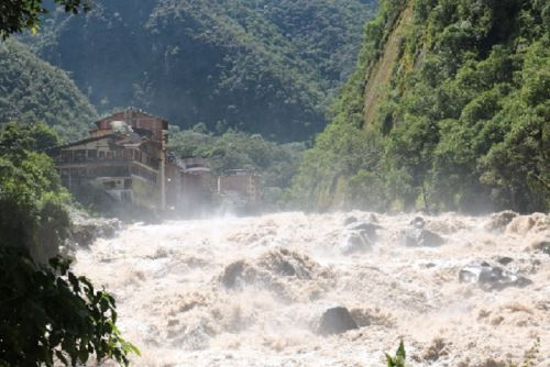 El distrito de Machu Picchu Pueblo, ubicado en la provincia cusqueña de Urubamba, se declaró en alerta permanente ante situaciones de riesgo por las lluvias.