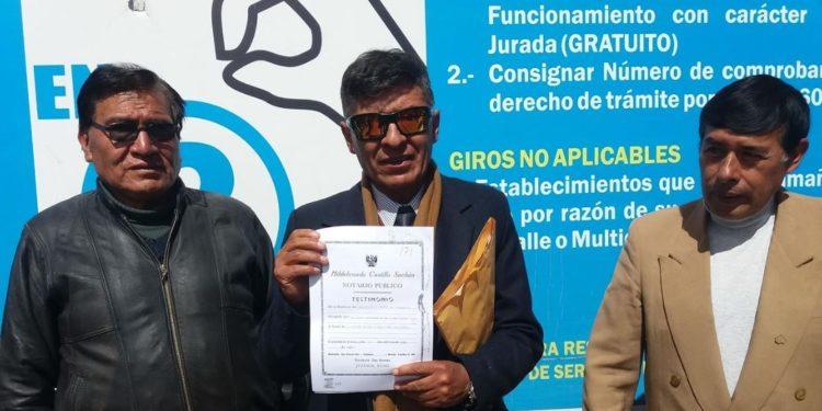 """Las planillas de la Universidad Andina Néstor Cáceres Velásquez (UANCV) revelan que un dirigente """"no corrupto"""" de Juliaca se beneficia con los cuestionados pactos colectivos."""