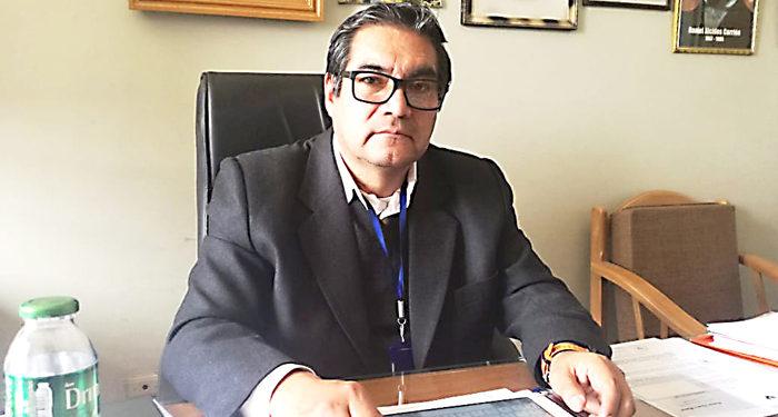 Director del Hospital Regional Manuel Núñez Butrón (MNB), Luis Antonio Maldonado Neyra.