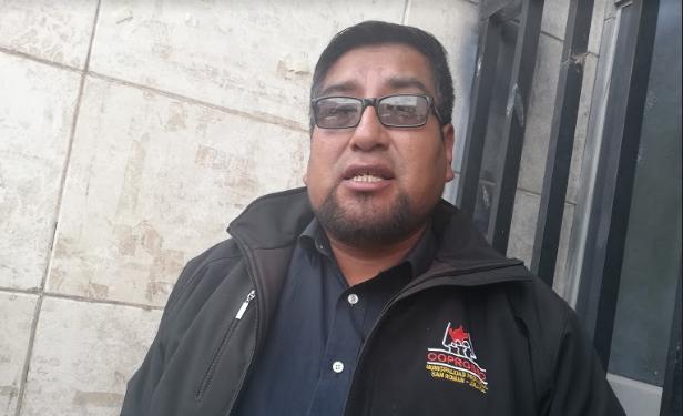 Orlando Fernandez presento documento a la municipalidad entorno a extranjeros.