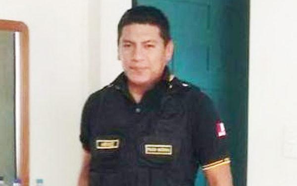 En julio del presente año, el expolicía cumplirá dos años en la prisión en Yanamayo.
