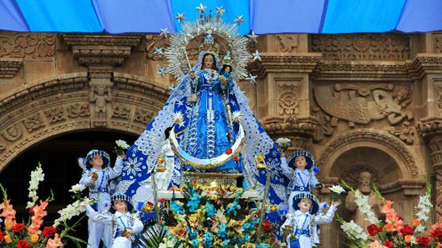 Se proyecta que la Virgen de la Candelaria contará con una  museo.