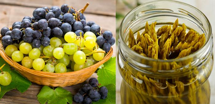 ESPARRAGOS. Es uno de los productos que exporto Ica al igual que las uvas.