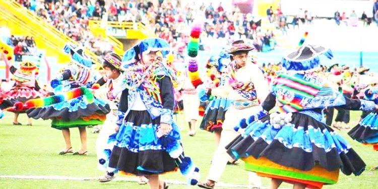 Wapululus Carnaval de Lampa.