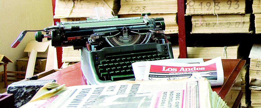 La noticia está en todos lados – Los Andes - Los Andes Perú