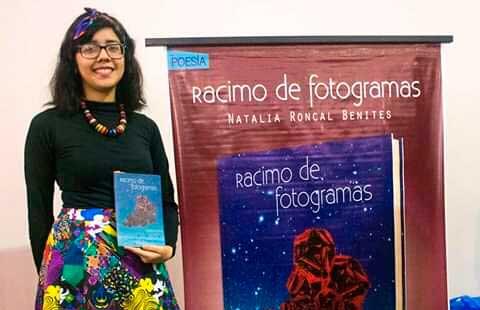 Natalia Roncal, fotógrafa documental, poeta y promotora cultural de Arteidea Grupo Editorial